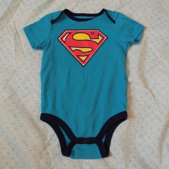 6a027eec3 DC Comics One Pieces | Superman Onesie 36 Months | Poshmark